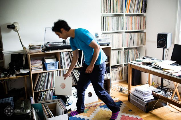 On my previous visit to London, I had the honor to visit and profile Kevin Foakes of DJ Food. Beside being a recording artist, a record collector and a graphic designer, he's also a great writer, s...