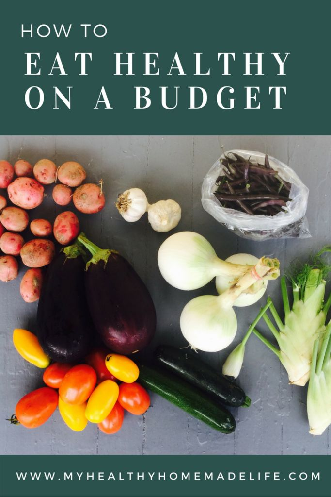 How to Eat Healthy on a Budget | Planted Based Diet | Vegan | Gluten Free | Saving Money | Healthy Eating | My Healthy Homemade Life