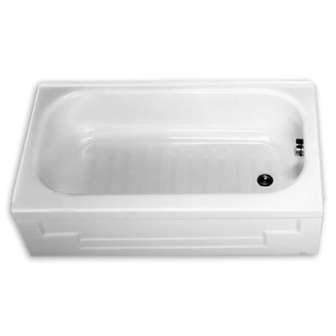 Tiny 4 foot long bath tub porcelain on steel can get with for 4 foot bath tub