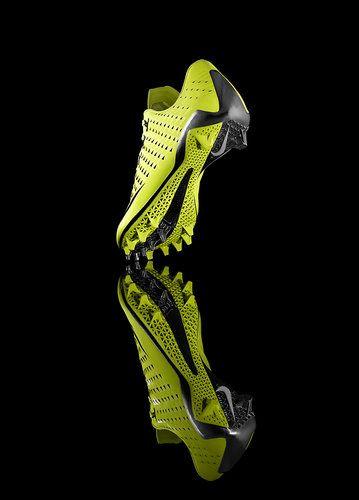 2 | Nike Vapor Laser Talon: Football's First 3-D Printed Shoes | Co.Design: business + innovation + design