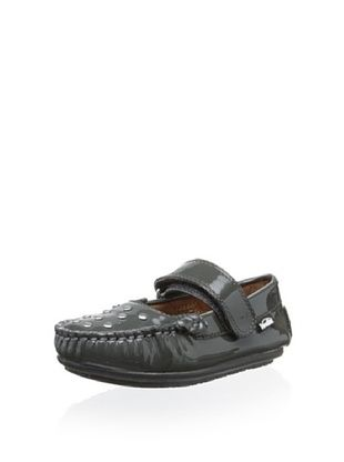 52% OFF Venettini Kid's Caprice (Dark Grey Patent 7)