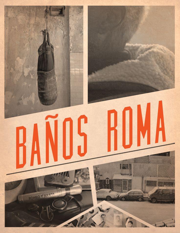 Baños Roma, compañía Teatro Línea de Sombra.