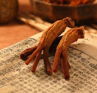 Azjatycki Cukier: 48. Żeń-szeń, król chińskich ziółek i kosmetyki z niego zrobione