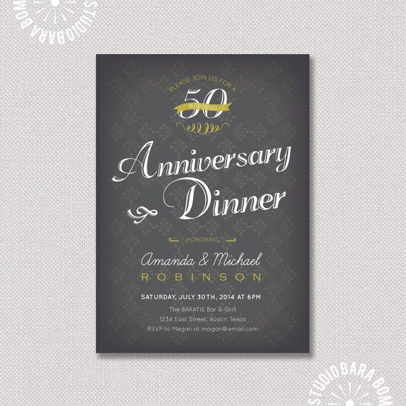 37 Best Images About 50th Anniversary On Pinterest