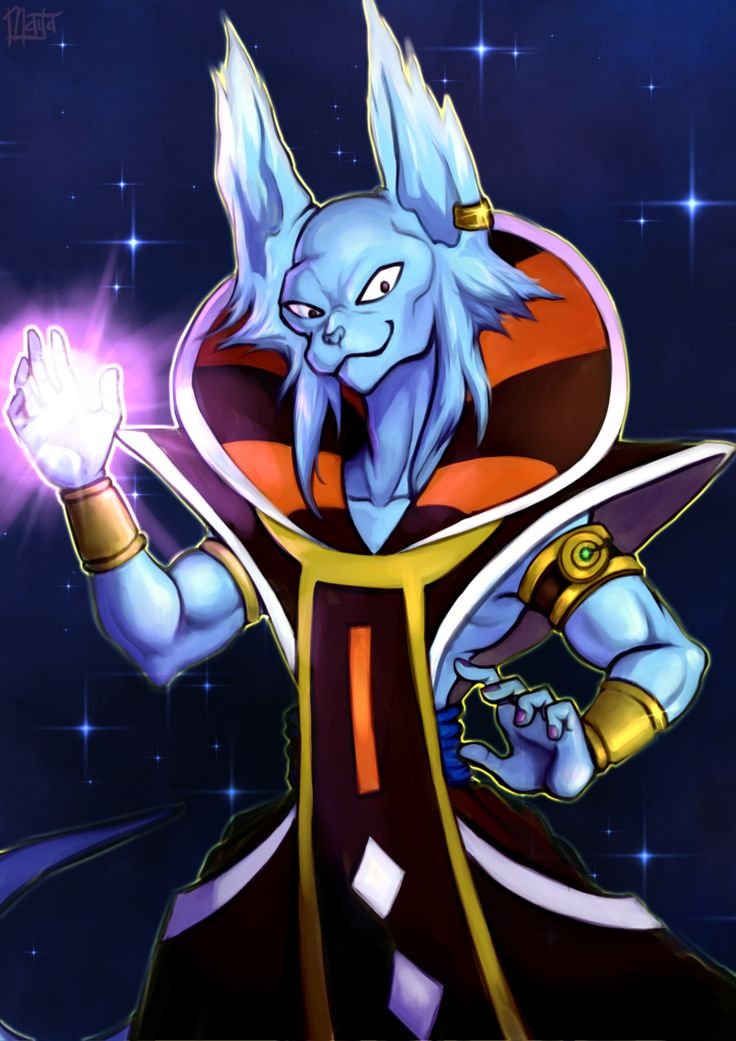 Beerus and Whis fusion (on deviantart)(Beerusis) | Dragon ...