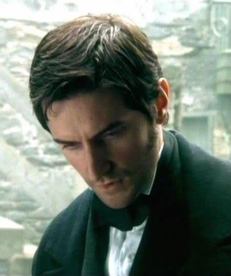 I love his haircut here. > Mr. Thornton played by Gay Richard Armitage