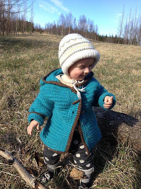 Ravelry: Buria's Lopakápa, woolen coat