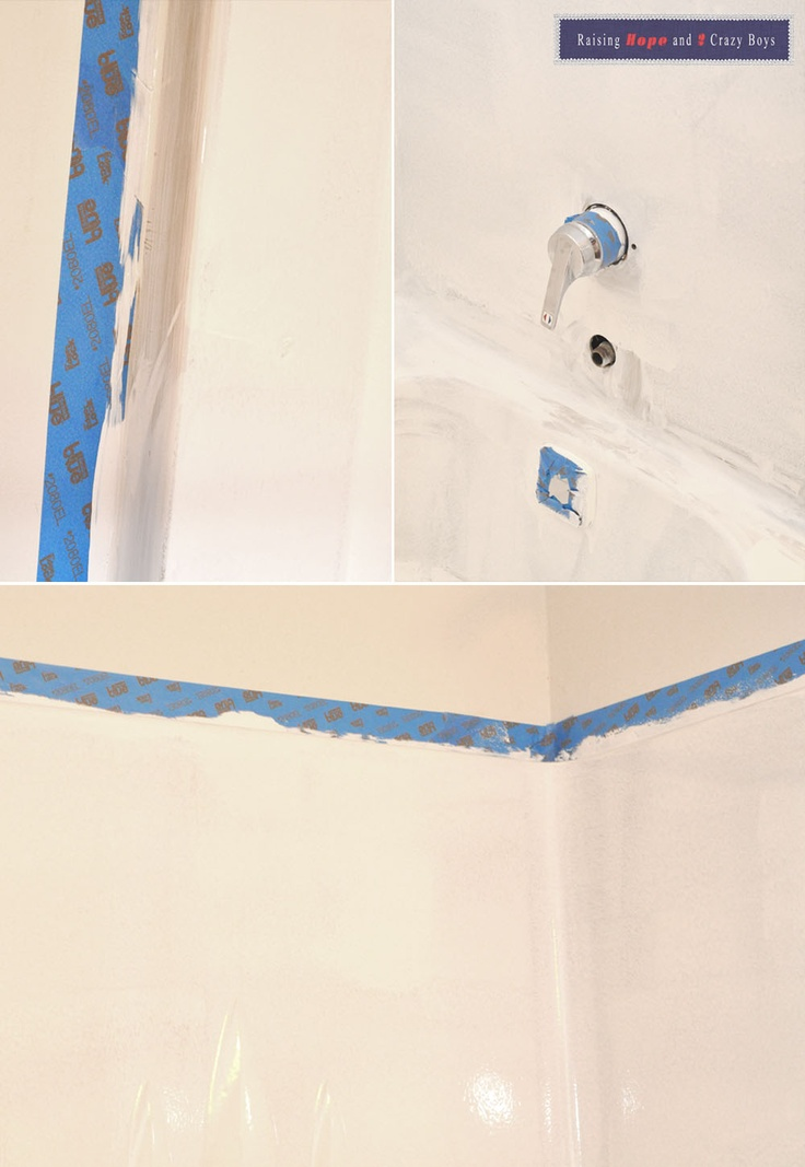 75 Best Bathroom Resurfacing Refinishing Images On Pinterest