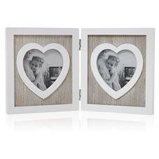 Wilko Wooden Heart Frame