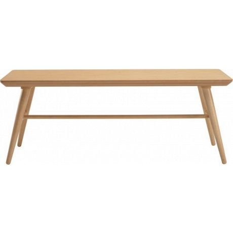 Marrim Wooden Bench - Natural