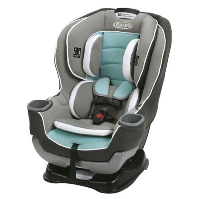 graco extend2fit convertible car seat in spire mommies and babies. Black Bedroom Furniture Sets. Home Design Ideas