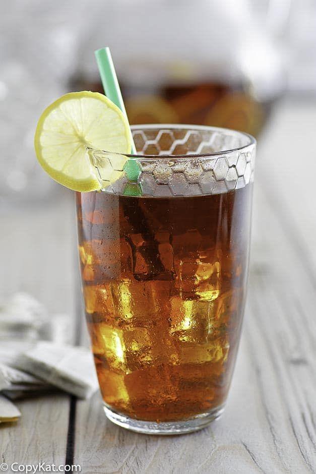 Mcdonalds Sweet Tea Copycat Recipe Mcdonalds Sweet Tea Tea