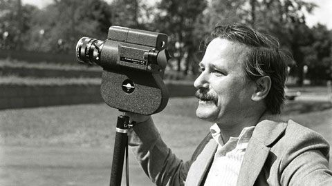 Mikko Niskanen (31 January 1929 – 25 November 1990) was a Finnish film director, actor, producer and screenwriter. He directed more than 45 films between 1956 and 1988. His 1962 film The Boys was entered into the 3rd Moscow International Film Festival. Image: Yle kuvapalvelu.