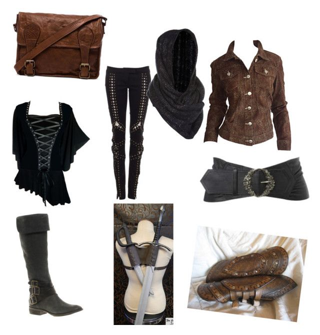 """""""Skyrim"""" by pickerstix ❤ liked on Polyvore featuring VIPARO, Preen, Miss Selfridge, Todd Oldham and Sam Edelman"""