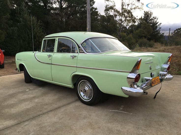1960 Holden FB Special FB Manual