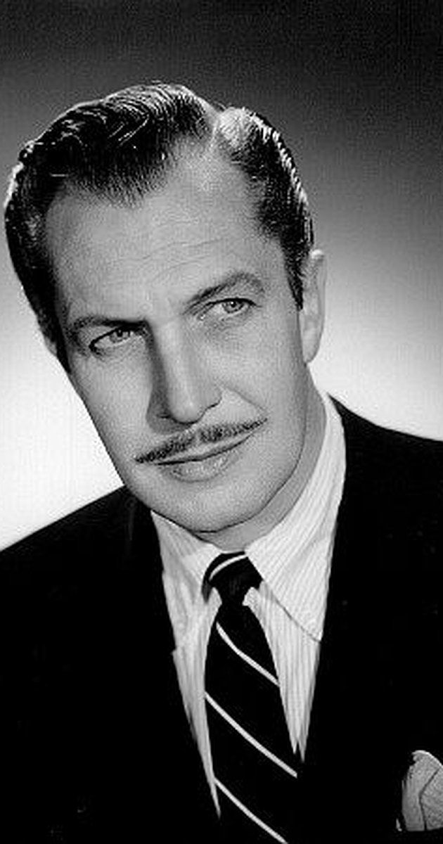 Vincent Price, Actor: House of Usher. Actor, writer, and gourmet, Vincent…