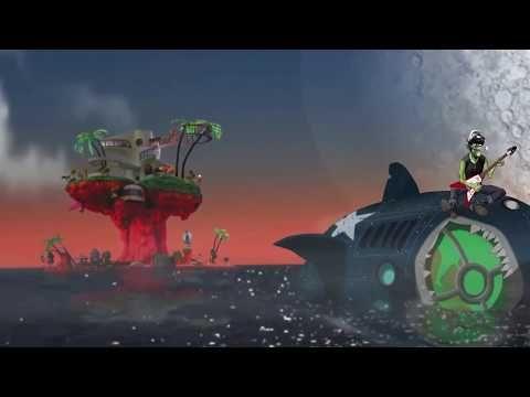 Gorillaz Andromeda - 8 Bit Universe (Visual) - YouTube