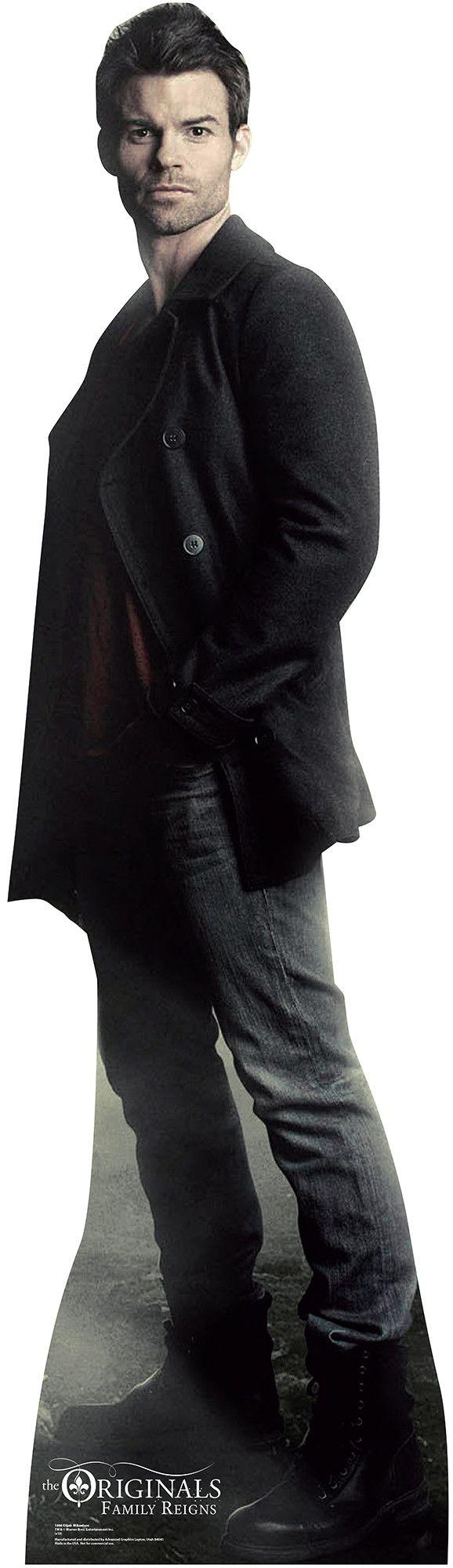 The Originals Elijah Mikaelson Cardboard Standup