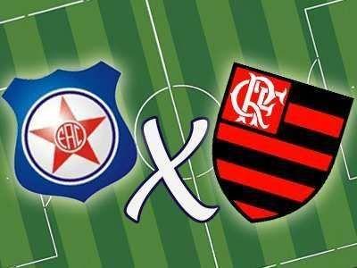 Flamengo joga contra o Friburguense nesta quarta (06)