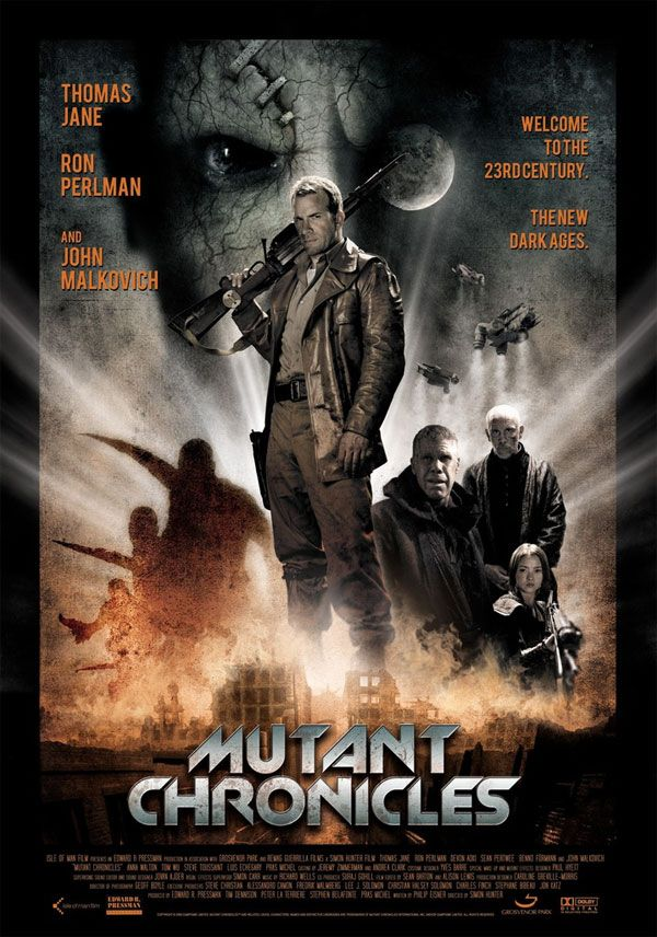 "The Mutant Chronicles (2008) ""A Era da Escuridão: Mutant Chronicles"""