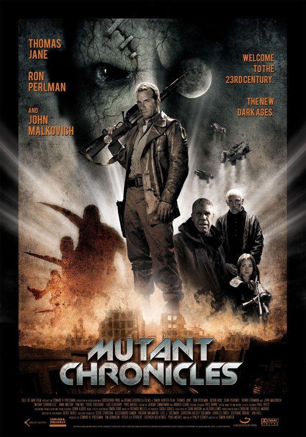 """The Mutant Chronicles (2008) """"A Era da Escuridão: Mutant Chronicles"""""""