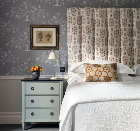 firmdale hotel inspiration for guest bedrooms.