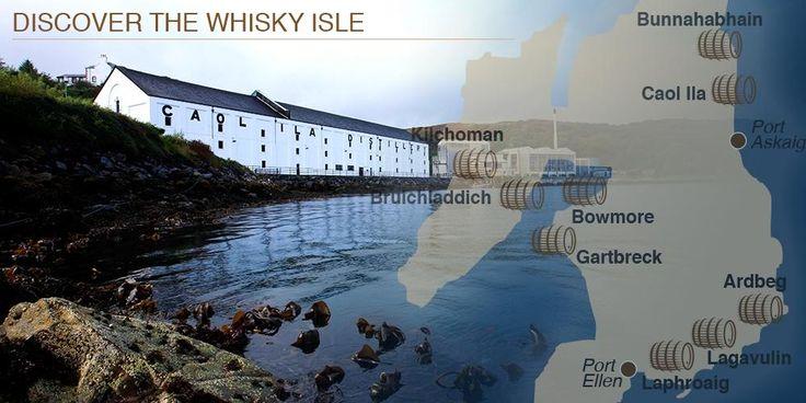 Discover the whisky isle, Islay  https://www.calmac.co.uk/blog/discover-the-whisky-isle-islay-with-calmac?utm_source=social&utm_medium=facebook&utm_content=blog&utm_campaign=execsocial