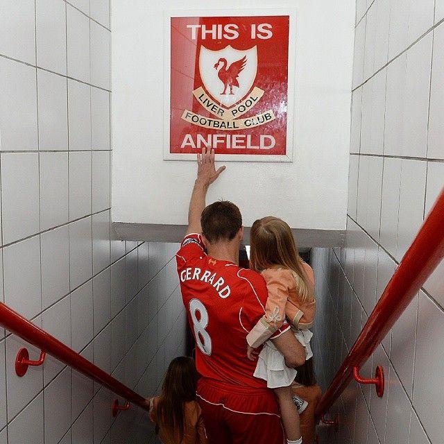 "Football=Love — fraja8: ""THE FINAL ACT @stevengerrard takes to..."