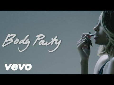 Can't help but love this song. She has one of the most legitimately beautiful voices. Ciara - Body Party
