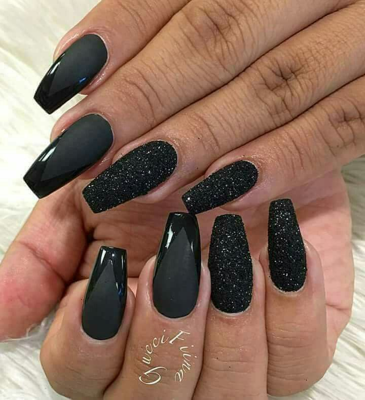 134 best nails images on pinterest acrylic nails acrylics and 31 snazzy new years eve nail designs crazyforus prinsesfo Images