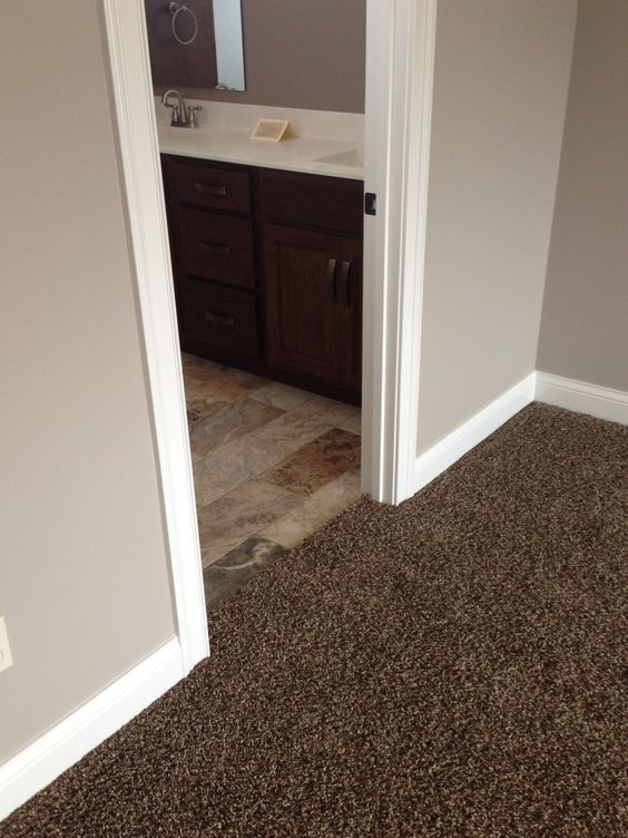 25 best ideas about dark brown carpet on pinterest for Brown colors for walls
