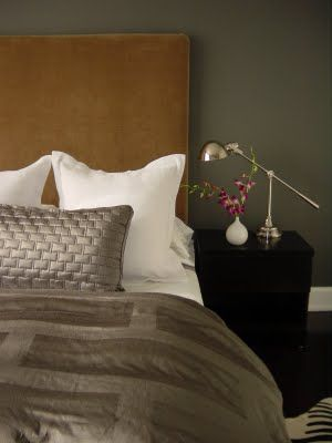 Wall Color Amp Camel Headboard For The Home Canadian