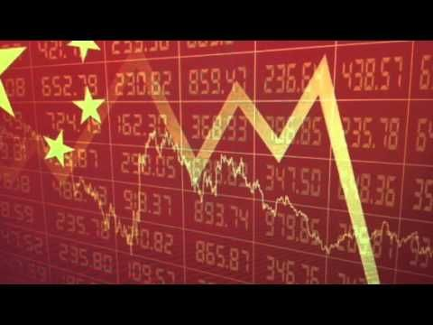 "BREAKING: ""China Stock Market Crashes"" Dow Jones Loses 127 Points"