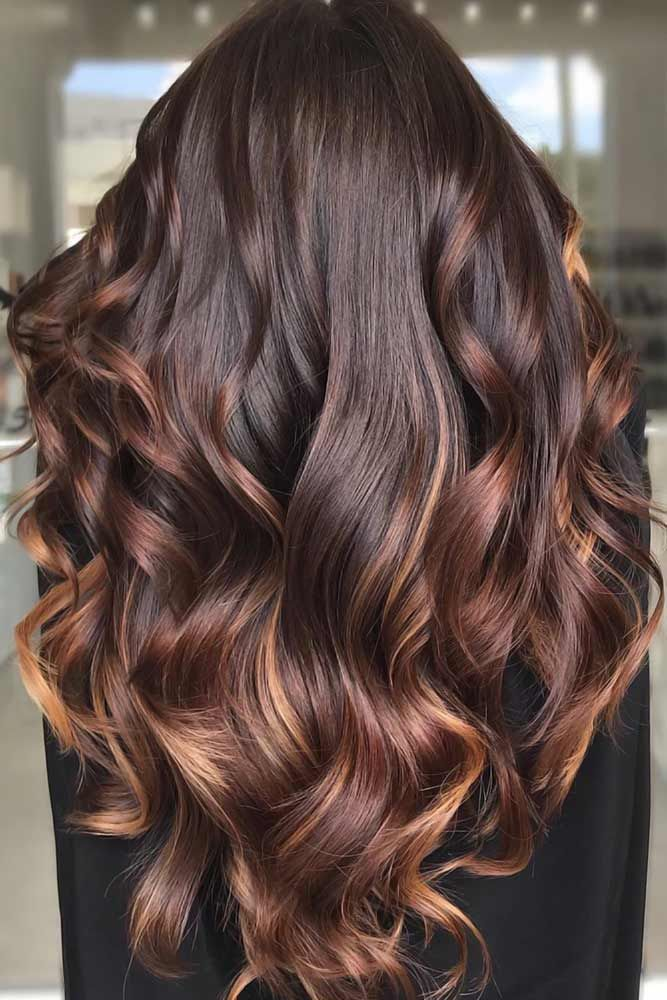 Hair Color Highlights For Brunettes Pictures