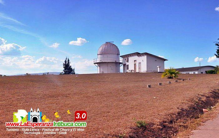 primer Observatorio Astronómico de Centroamérica