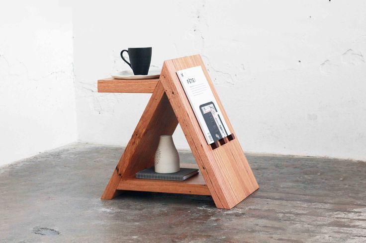 TiPi side table - Beginning Yard Furniture