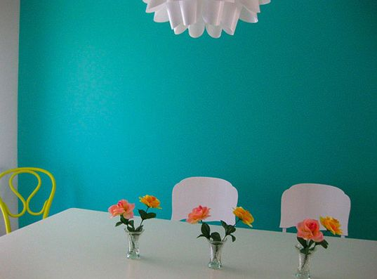 Roundup Bright Accent Walls Turquoise WallsTurquoise Dining RoomKitchen Wall ColorsTeal