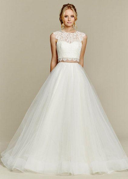 Blush by Hayley Paige Wedding Dress Sunny (1553)