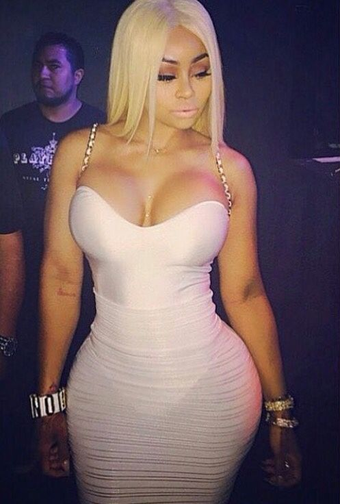 Angela Renee White Kardashian or Blac Chyna