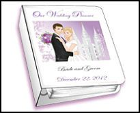 The most awesome website for LDS wedding planning! Its got everything from the dress to the emergency list!