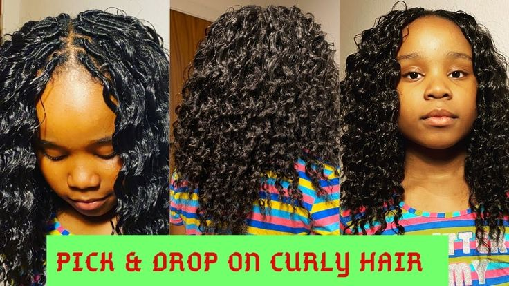 Can't Braid or Twist? Try this Easy PROTECTIVE HAIRSTYLE ...
