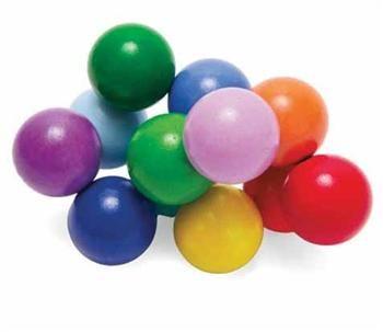 Baby speelgoed   gekleurde ballen