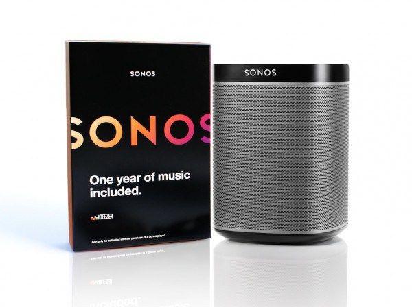 Ab sofort gibt es bis zum 31. Dezember 2014 zu jedem Sonos-Player ein zwölfmonatiges Deezer Premium+ Abonnement gratis dazu. Der reguläre ...