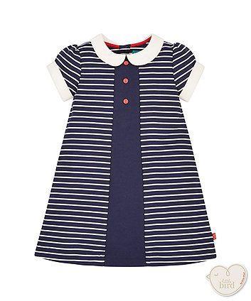 Little Bird by Jools Stripe Dress
