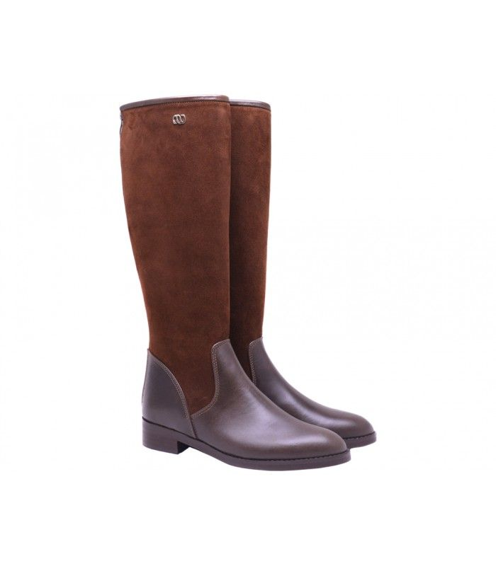 LEATHER BOOTS DESIGNERLOU BOOTSIN COMBINATION LEATHER AND SUEDE.WITH ZIP FASTENING AT BACK. EVERY FASHIONABLE WOMAN SHOULD HAVE IN HER CLOSET. ΔΙΑΘΕΣΙΜΑ ΧΡΩΜΑΤΑ:PATENT LEATH BLACK BROWN