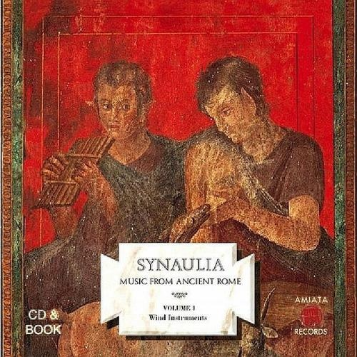 Music From Ancient Rome vol. 1 – Synaulia – Listen and discover music at Last.fm