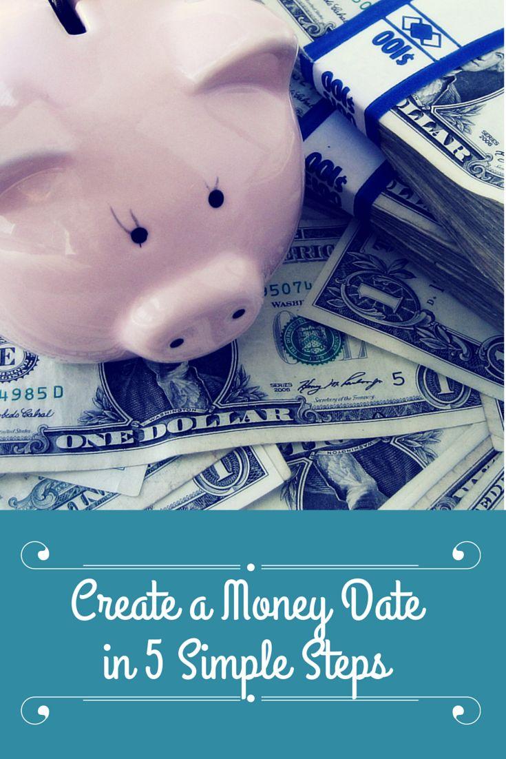 Create a Money Date in 5 Simple Steps | Corn Fed Finances