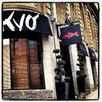 Kyo Bar Japonais...good sushi