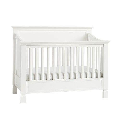 $799.00. Larkin 4-In-1 Crib with Water Base Finish, Simply White