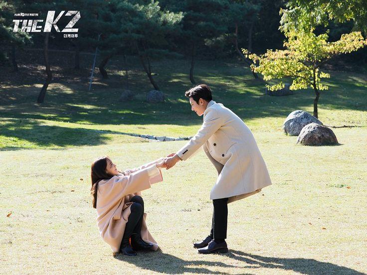 THE K2 (더 케이투) : Ji Chang Wook & Yoona
